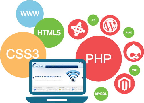 diseño web para gobierno